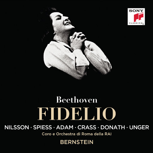 贝多芬: 费德里奥, Op. 72 [伯恩斯坦 & 罗马RAI交响乐团],Leonard Bernstein