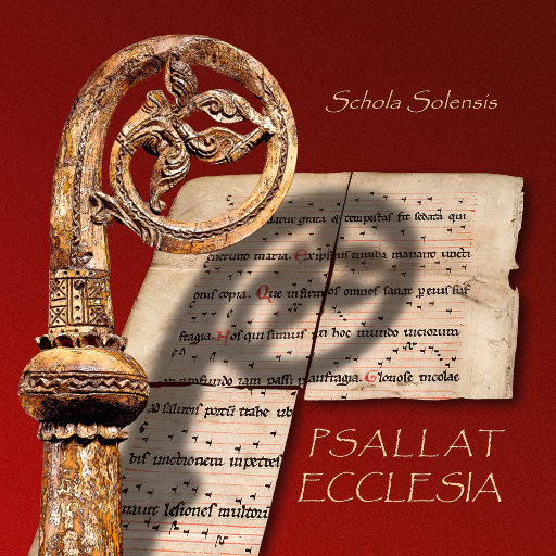 PSALLAT ECCLESIA – sequences from medieval Norway (352.8kHz DXD),Schola Solensis