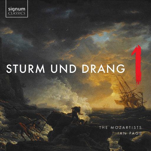 狂飙突进时期作品 (Sturm und Drang) [Vol.1],The Mozartists,Ian Page,Chiara Skerath