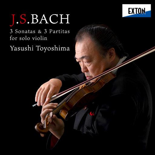 巴赫: 无伴奏小提琴奏鸣曲 & 帕蒂塔 (丰岛泰嗣) [2.8MHz DSD],丰岛泰嗣
