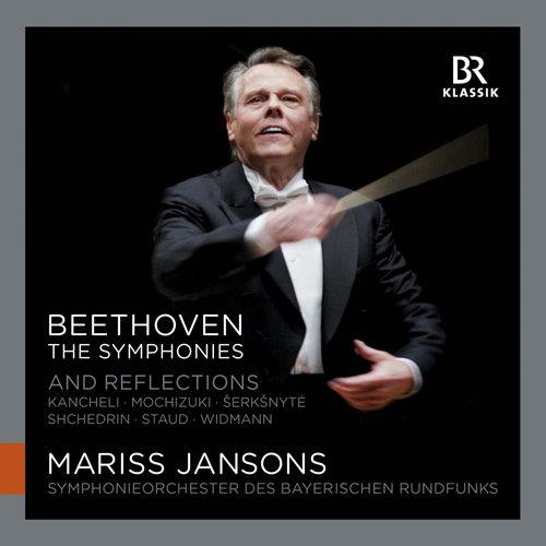 [套盒] 贝多芬: 交响曲全集 (杨颂斯 & 巴伐利亚广播交响乐团) [6 Discs],Mariss Jansons