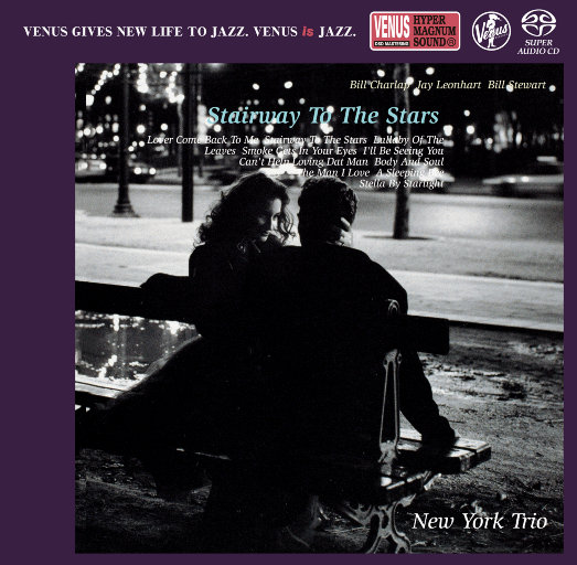 Stairway To The Stars [2.8MHz DSD],New York Trio