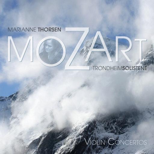 MOZART Violin Concertos [352.8kHz DXD],TrondheimSolistene 特隆赫姆独奏者室内乐团