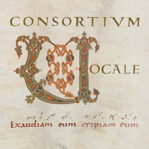 Gregorian Chant For Lent And Holy Week [5.6MHz DSD],Consortium Vocale