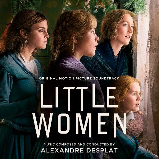 《小妇人》 电影原声带,Alexandre Desplat