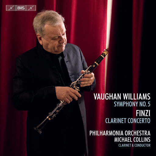 沃恩·威廉斯: D大调第五交响曲 – 芬齐: 单簧管协奏曲, Op.31,Michael Collins,Philharmonia Orchestra