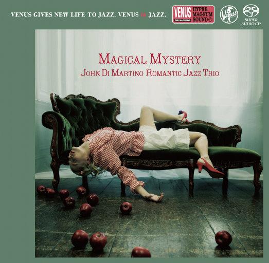 ROMANTIC JAZZ TRIO - Magical Mystery [2.8MHz DSD],John Di Martino Trio