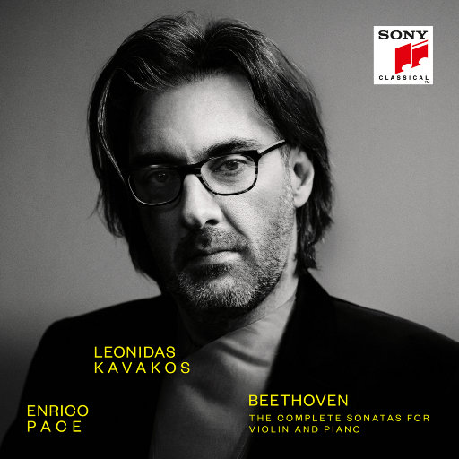 [套盒] 贝多芬: 小提琴与钢琴奏鸣曲全集 (莱昂尼达斯·卡瓦科斯 & 恩里科·佩斯) [3 Discs],Leonidas Kavakos,Enrico Pace
