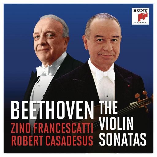 [套盒] 贝多芬: 小提琴奏鸣曲全集 (弗兰塞斯卡蒂 & 卡萨德修斯) [7 Discs],Zino Francescatti,Robert Casadesus