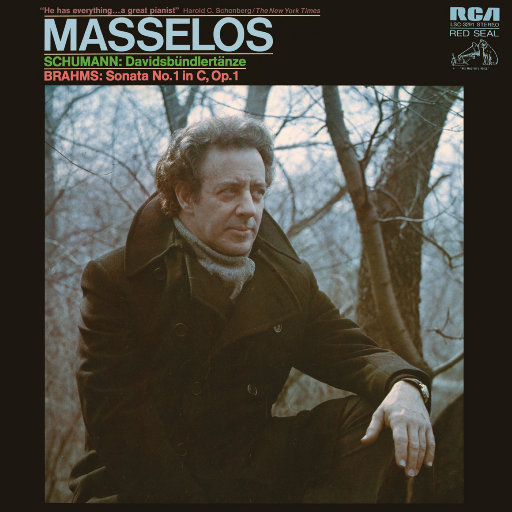 舒曼: 戴维兹宾德勒的舞蹈, Op. 6 - 勃拉姆斯: C大调第一钢琴奏鸣曲,Op.1,William Masselos