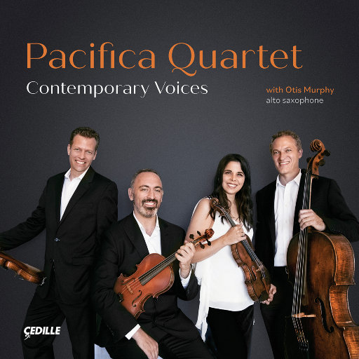 当代声音 (Contemporary Voices),Pacifica Quartet,Otis Murphy