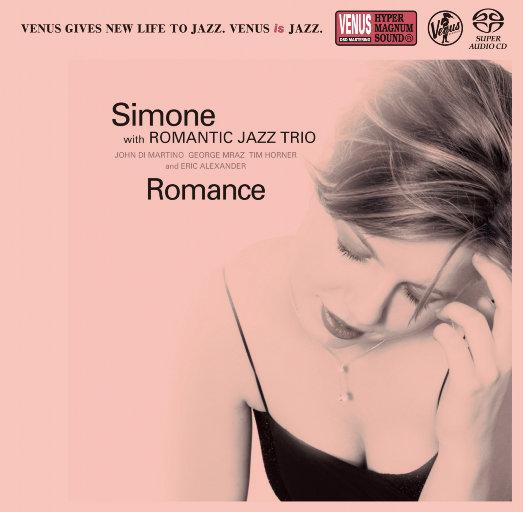 Romance [2.8MHz DSD],Simone Kopmajer