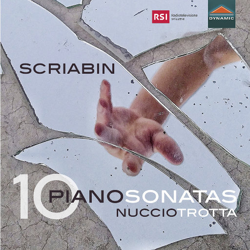 斯克里亚宾: 10首钢琴奏鸣曲,Nuccio Trotta