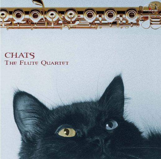 猫 (长笛四重奏),The Flute Quartet