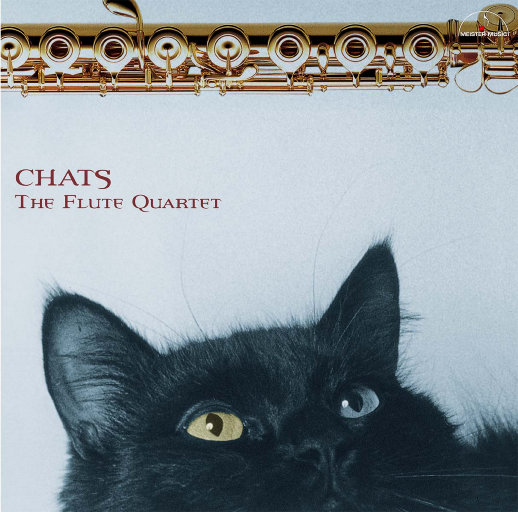 猫 (长笛四重奏) [5.6MHz DSD],The Flute Quartet