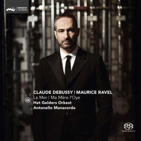 大海 / 鹅妈妈的故事 (La Mer / Ma Mère l'Oye) [2.8MHz DSD],Het Gelders Orkest,Antonello Manacorda