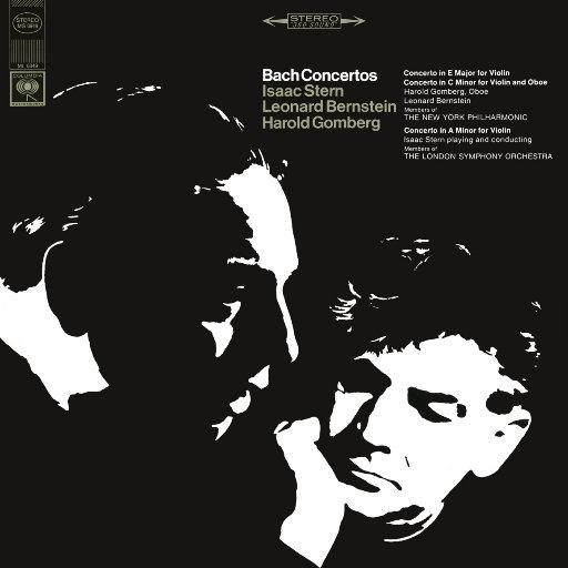 巴赫: 第一 & 第二小提琴协奏曲 - 为小提琴、双簧管和管弦乐队而作的协奏曲 (艾萨克·斯特恩),Isaac Stern
