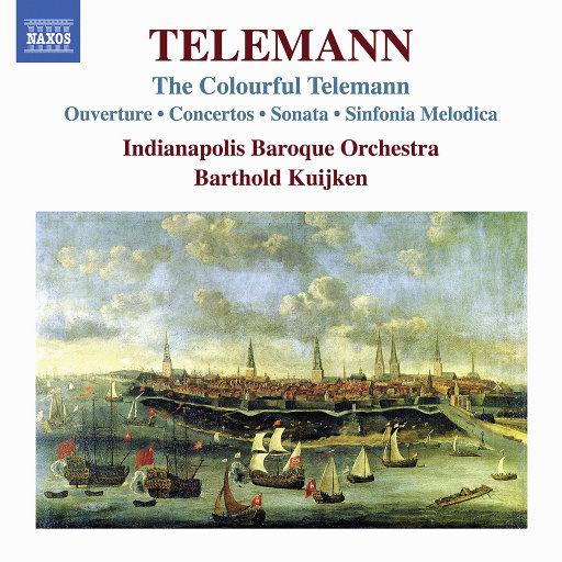 多彩泰勒曼 (The Colorful Telemann),Barthold Kuijken