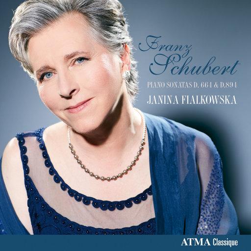 舒伯特: 第十三 & 十八钢琴奏鸣曲 (菲亚科斯卡),Janina Fialkowska