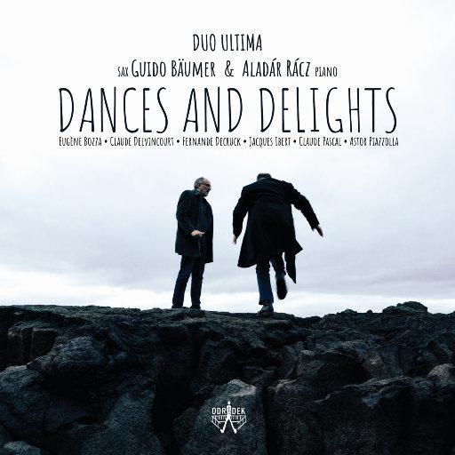 舞蹈与欢趣 (Dances and Delights),Aladár Rácz (piano), Guido Bäumer (saxophone)