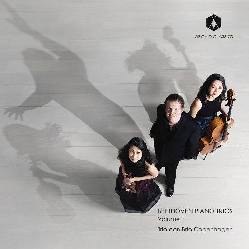 贝多芬: 钢琴三重奏, Vol. 1,Trio con Brio Copenhagen