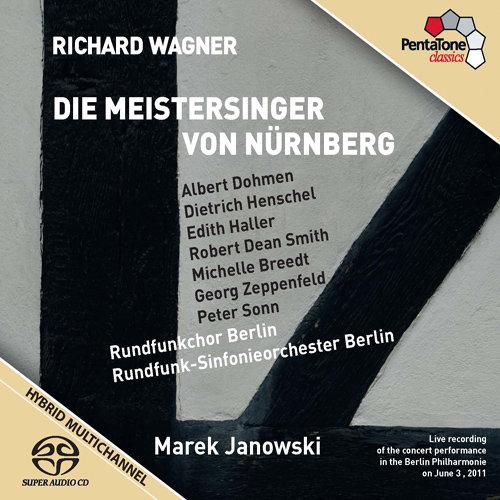 瓦格纳: 歌剧《纽伦堡的名歌手》[4 Discs],Marek Janowski
