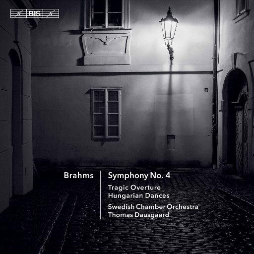 勃拉姆斯: 管弦乐作品集 (瑞典室内乐团),Swedish Chamber Orchestra,Thomas Dausgaard