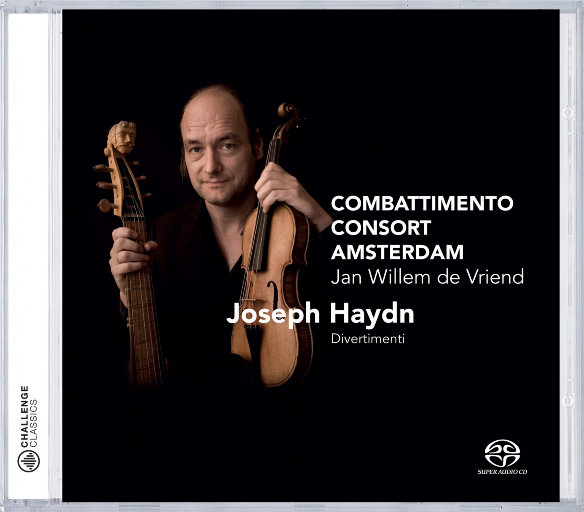 海顿: 嬉游曲 [5.1CH],Combattimento Consort Amsterdam