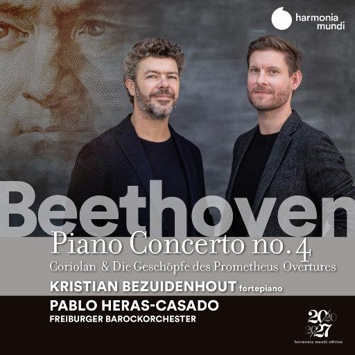 贝多芬: 第四钢琴协奏曲,Freiburger Barockorchester,Pablo Heras-Casado