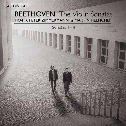 贝多芬: 小提琴奏鸣曲 Nos. 1-4,Frank Peter Zimmermann,Martin Helmchen
