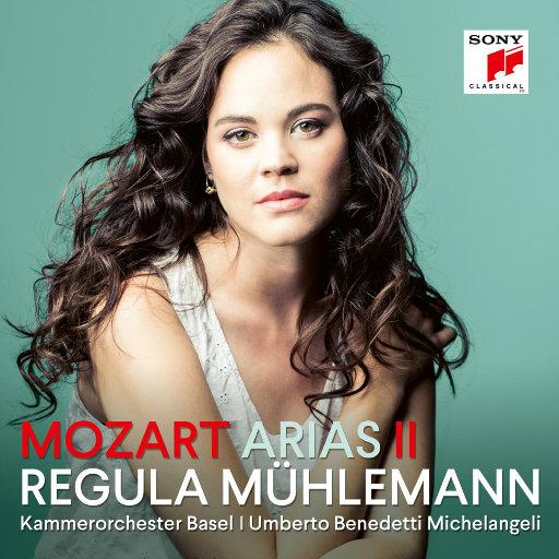莫扎特咏叹调 II,Regula Mühlemann,Kammerorchester Basel