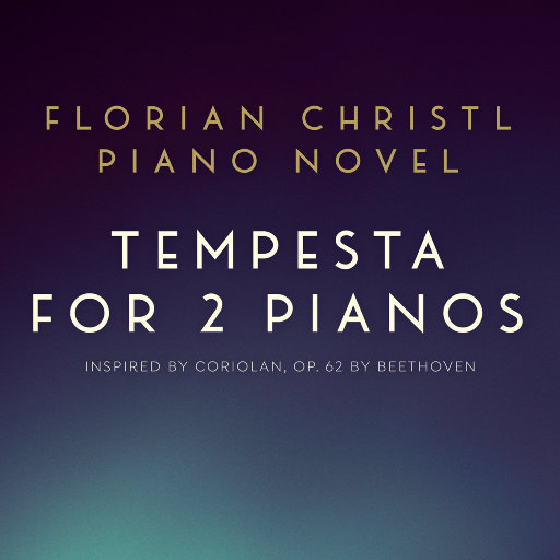 风暴: 为双钢琴而作,Piano Novel,Florian Christl