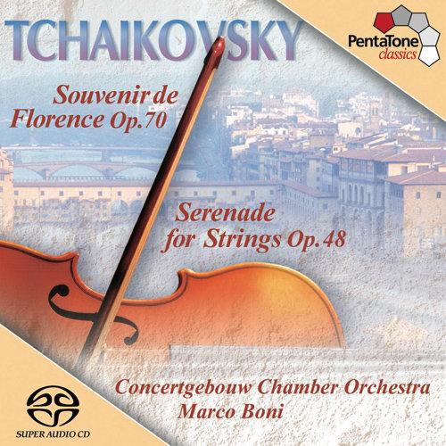 柴可夫斯基: 弦乐小夜曲 / 佛罗伦萨的回忆,Marco Boni