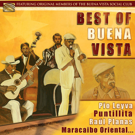 古巴好景俱乐部精选集 (CUBA Best of Buena Vista),Buena Vista Social Club