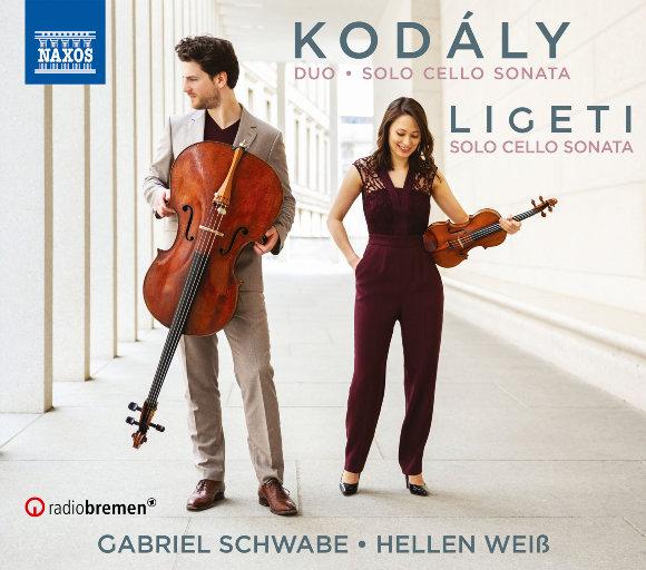 匈牙利大提琴名曲 (加布利尔·施瓦布 & 海伦·韦斯),Hellen Weiss,Gabriel Schwabe