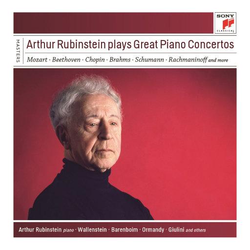 [套盒] 鲁宾斯坦:经典钢琴协奏曲集[11 Discs],Arthur Rubinstein