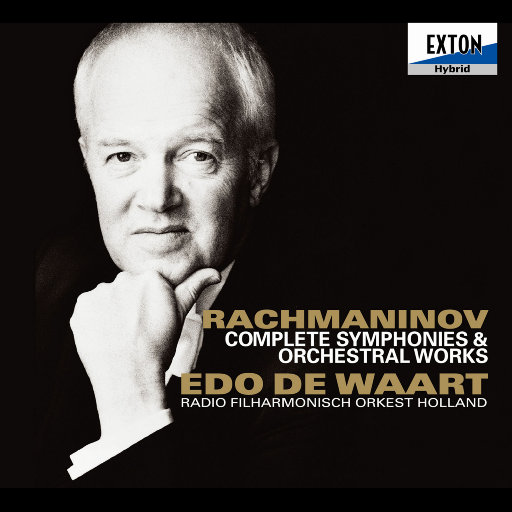 [套盒]拉赫玛尼诺夫:交响曲&管弦乐全集[埃多·德·瓦特] (2.8MHz DSD) [4 Discs],Edo De Waart & Radio Filharmonisch Orkest Holland