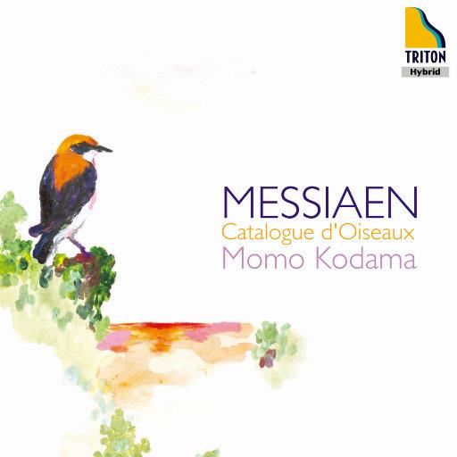 [套盒]梅西安:鸟鸣集[完整版] (2.8MHz DSD) [3 Discs],Momo Kodama