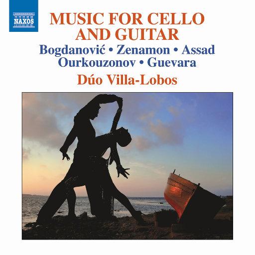 来自南美和东欧: 大提琴与吉他音乐会,Cecilia Palma
