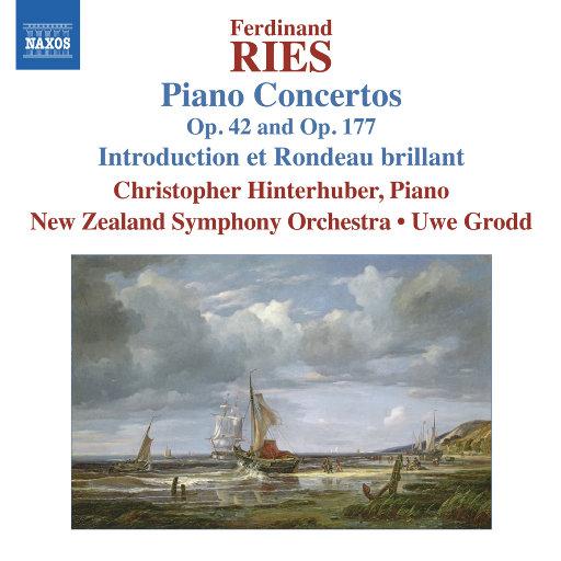 费迪南德·里斯: 钢琴协奏曲集, Vol. 5,Christopher Hinterhuber
