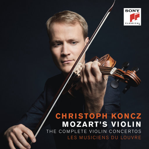 莫扎特的小提琴: 小提琴协奏曲全集 (克里斯托夫•康茨),Christoph Koncz