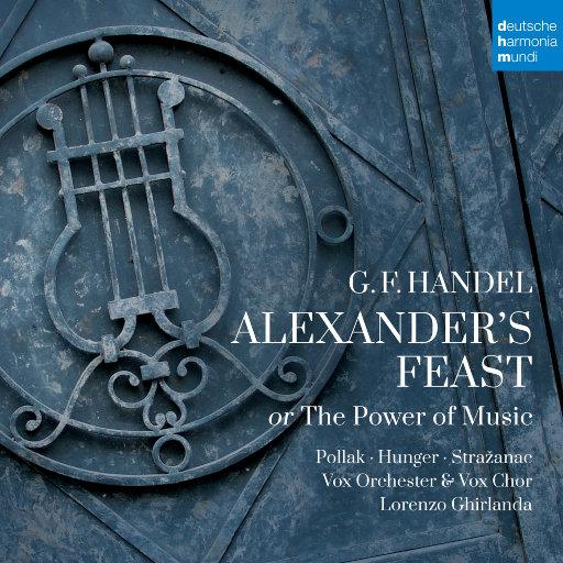 亨德尔: 亚历山大的盛宴 & 音乐的力量,Vox Orchester