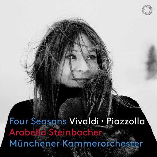 维瓦尔第 & 皮亚佐拉: 四季 (2.8MHz DSD),Arabella Steinbacher,Munich Chamber Orchestra