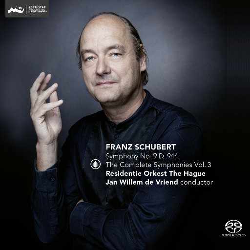 舒伯特第九交响曲 (迪费恩德) [2.8MHz DSD],Residentie Orkest The Hague / Jan Willem de Vriend