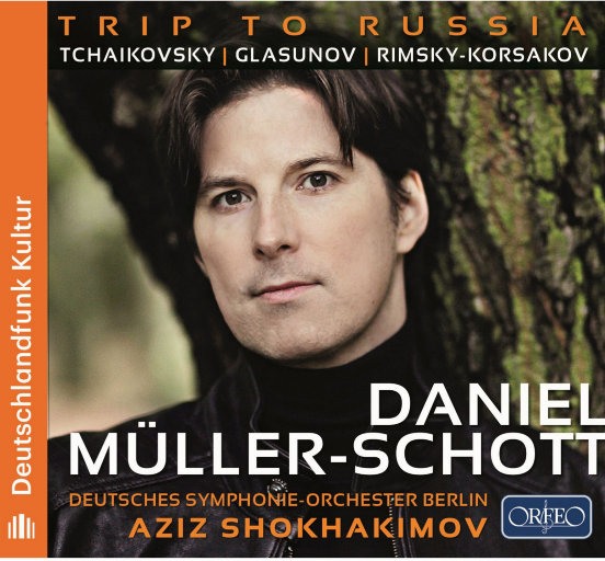 俄罗斯之旅 (Trip to Russia),Daniel Müller-Schott,Deutsches Symphonie-Orchester Berlin,Aziz Shokhakimov