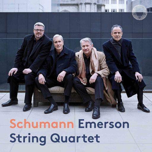 舒曼: 弦乐四重奏 Nos. 1-3, Op. 41,Emerson String Quartet