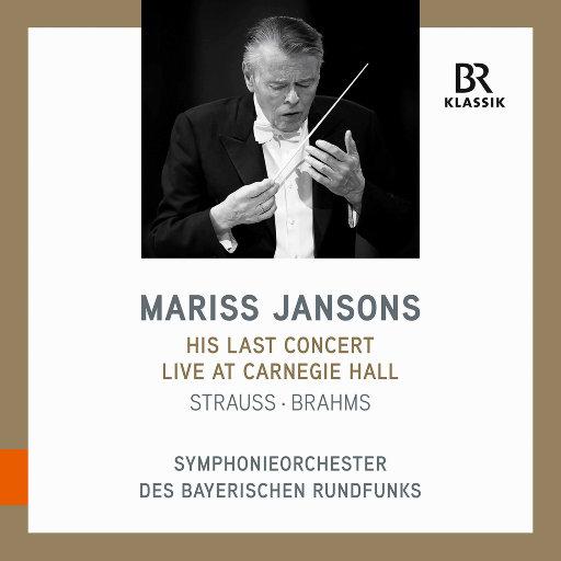马里斯·杨颂斯: 他的告别音乐会 (His Last Concert),Bavarian Radio Symphony Orchestra,Mariss Jansons