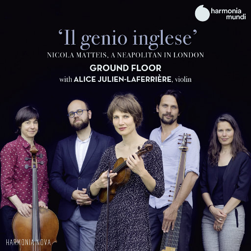英国天才 (Il genio inglese),Alice Julien-Laferrière,Ground Floor