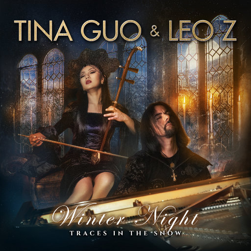 冬夜: 雪中的足迹 (Winter Night: Traces in the Snow),Tina Guo,Leo Z
