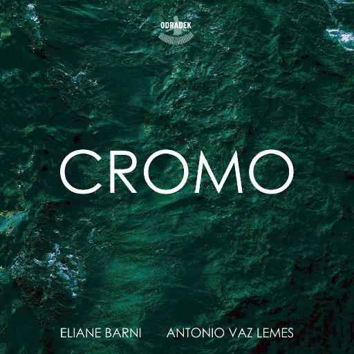 CROMO,Eliane Barni, Antonio Vaz Lemes